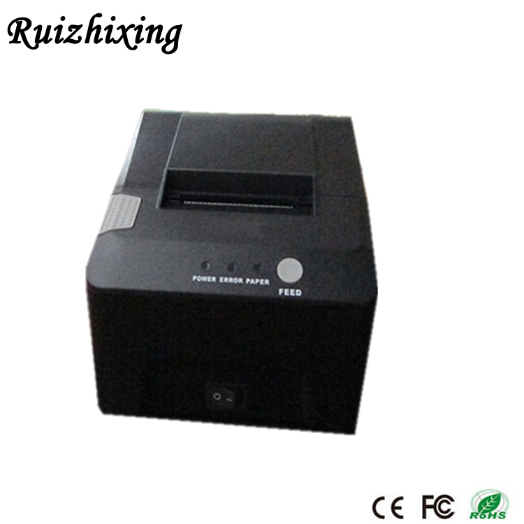 The kitchen Hot Sale high efficiency 58mm POS Thermal Printer wifi thermal printer for supermarket and restaurant
