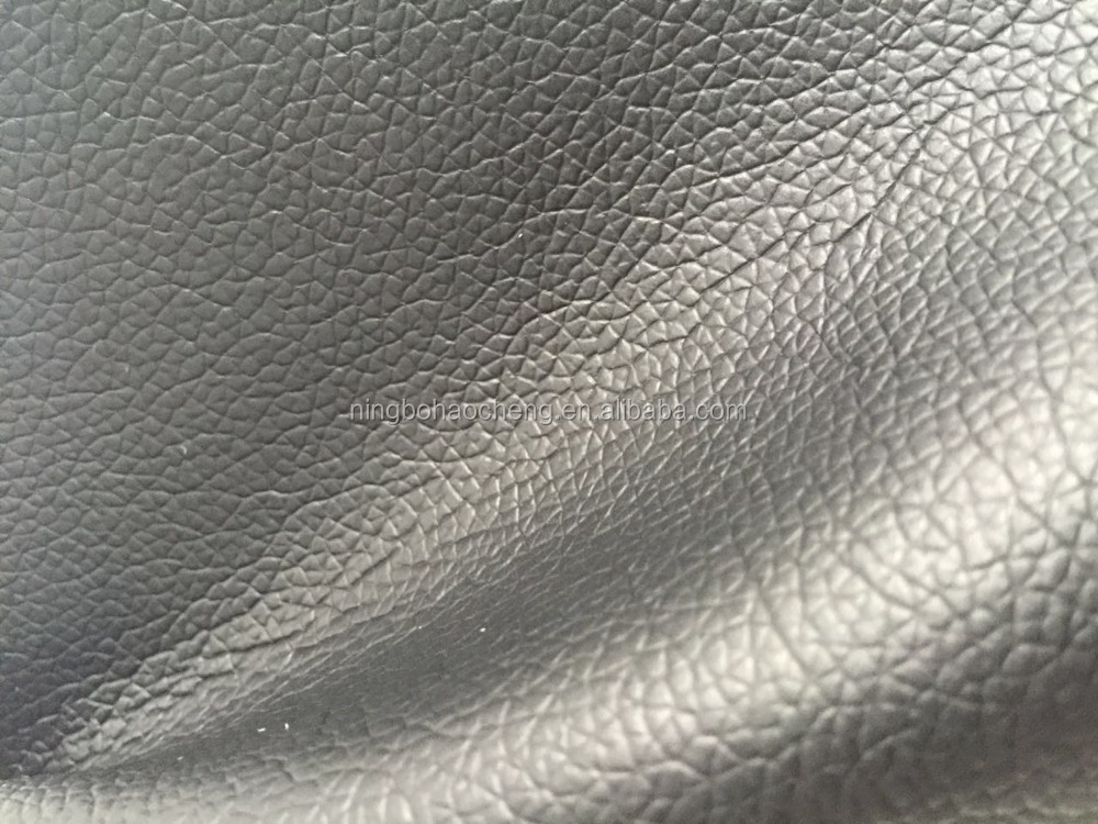 Pu coated microfiber leather for sofa material/cushion cover