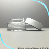 30g 50g 100g glass jar Glass Bottle