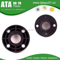new products DIN plastic flange blind type integrative flange