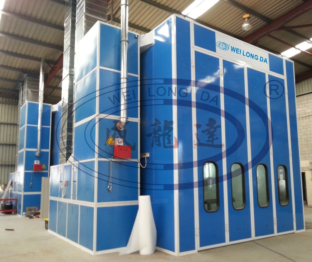 WLD15000 (CE) Large Size High Quality Bus Spray Booth/Bus Paint Booth
