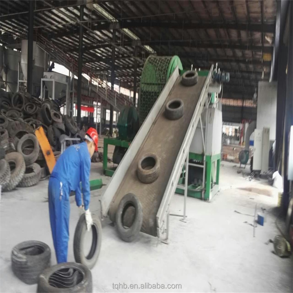 used tire changer machine/tire recycling equipment prices/used machinery equipment