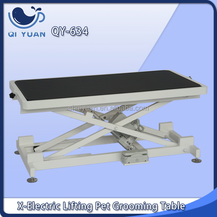 Popular promotional hot selling small pet grooming table
