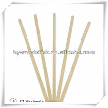 hot sell wood stocked wooden coffee stirrer philippines