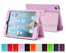 Multi Color Wholesale Rotary leather case for ipad mini
