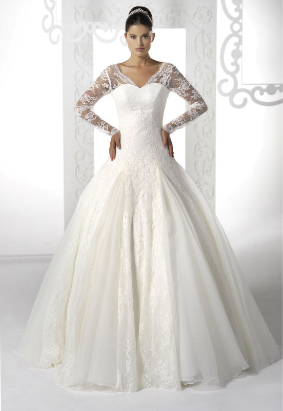 New Arrivals wedding dresses for 2014