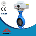 Normal Temperature of Media and Casting Material Butterfly Valve