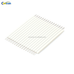 16 pin 2.54mm pitch round conductor ffc ribbon cable