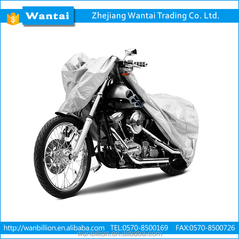 Waterproof dusrproof PEVA motorcycle cover