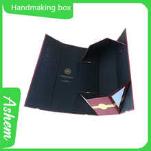 Hot sell Christmas casing handmaking gift casket with customized design, DL197