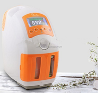 9L home use low price mini battery portable medical electric oxygen concentrator KA-OC00039