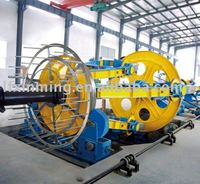 Electric wire & cable making equipment--planetary stranding machinery / wire cable stranding equipment