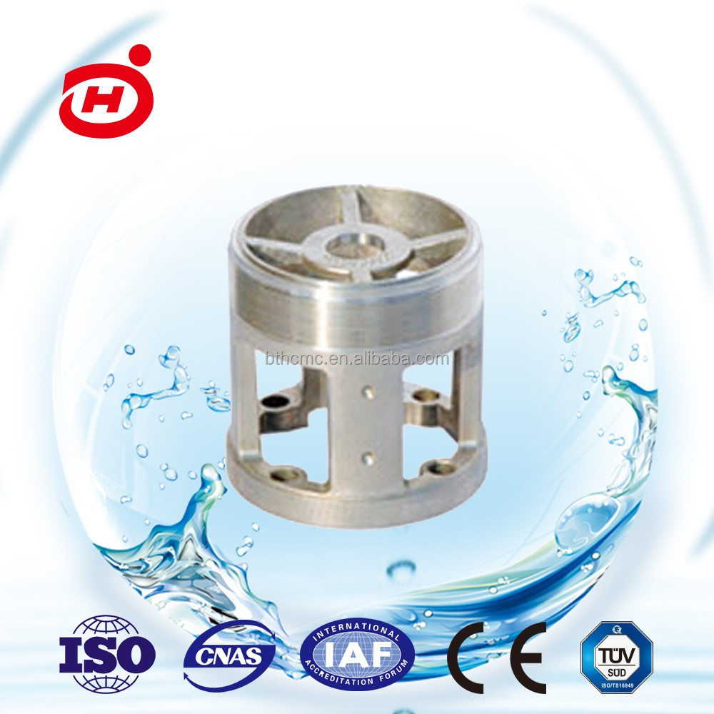 China Foundry Customized Stainless Steel Precision Casting Valve and Pump Parts