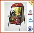 Waterproof double-sided poster/display stand advertising board