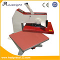 print pictures on T-shirt with heat press machine