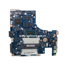 100% working Laptop Motherboard for Lenovo G40-80 NM-A361 I5 CPU System Board