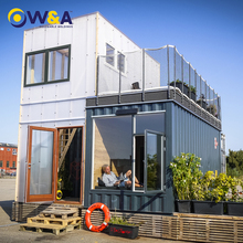 (WA- Australia)New Designed Prefabricated Mobile Modular Container Houses
