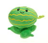 Adorable plush watermelon doll soft stuffed fruit toy doll toy for kids