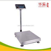 S S Frame Weighing Electronic Platfoam
