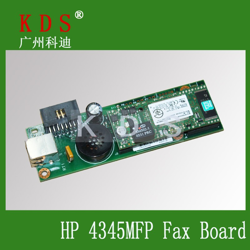 For hp laserjet 4345mfp spare parts fax board,printer Net jets card,high quality Net work card hot sale in alibaba