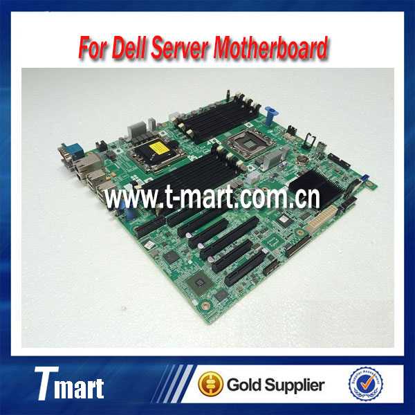 100% working Server Motherboard For Dell PowerEdge T420 3015M server system mainboard with fully tested