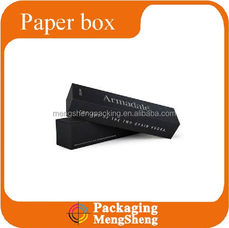 Custom Printing cosmetic paper box/small lipstick packing box