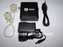 2013 new arrival mini original ibox dongle for satellite sharing in south america