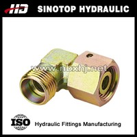 hydraulic hose fittings assembly