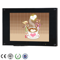 15 Inch Wall Mounted LCD for Advertising