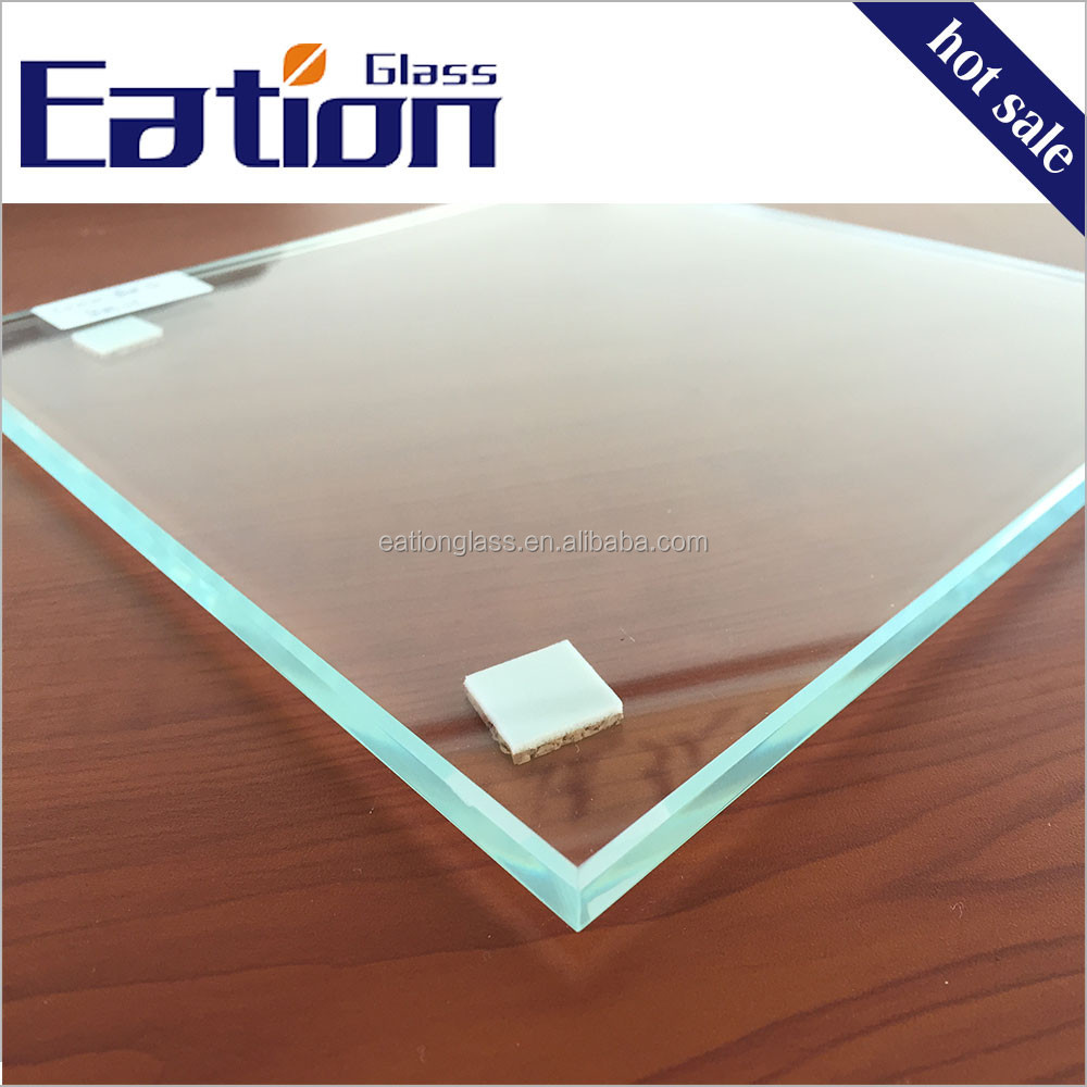 4mm Tempered Clear Glass For Oven Door