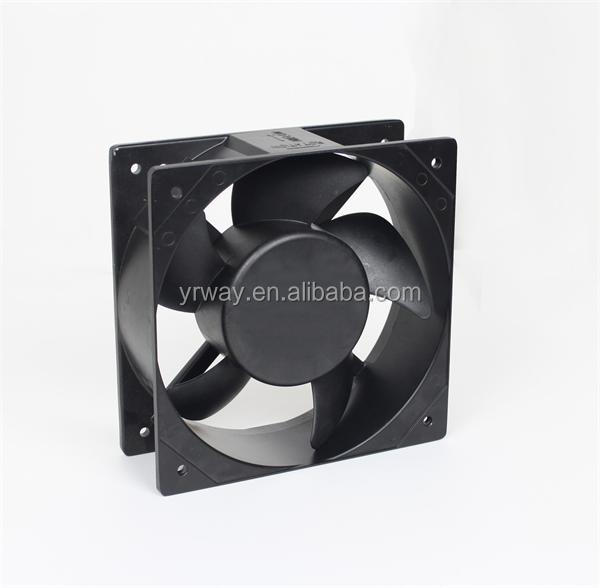 A20572 205x205x72mm metal frame DC 12v 24v Brushless Axial Cooling Fan