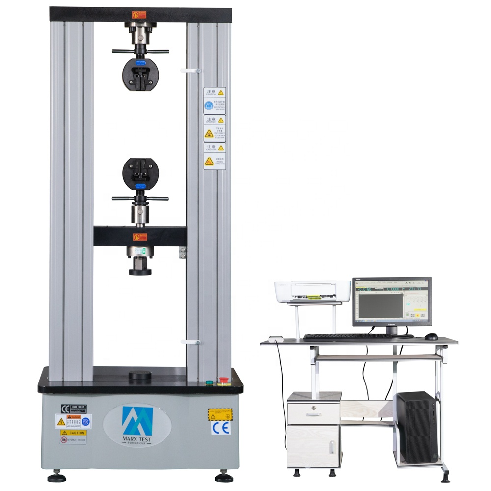 30/50/100KN Computer Control Electromechanical UTM Universal Tensile Testing Machine Price Testing Equipment