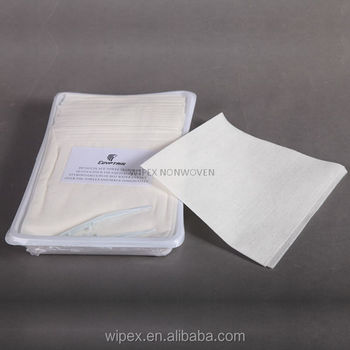 Beauty products washing fabrics high quality spunlace nonwoven airline disposable towel