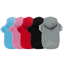 Wholesale Blank Dog Sweater Bulk Puppy Pet Fleece Training Dog Hoodie