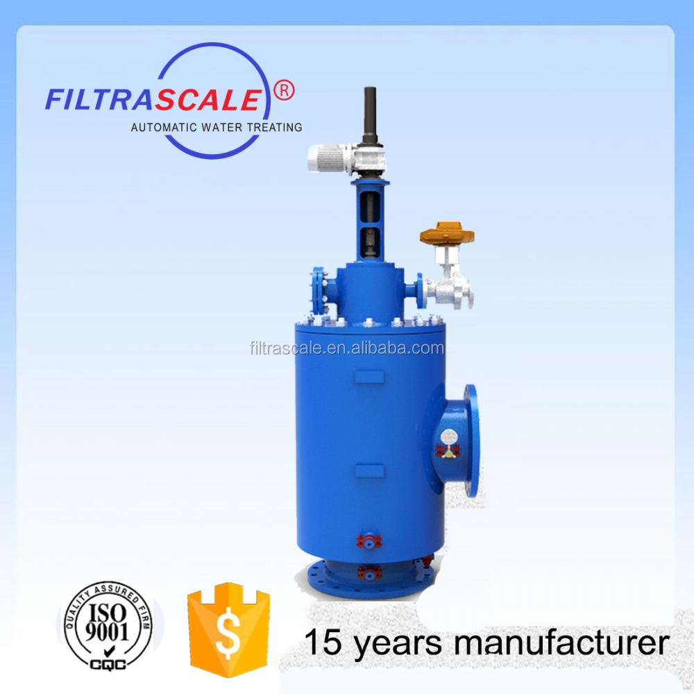 Filtrascale Auto Self Cleaning Filter for Sea Water <strong>Filtration</strong>