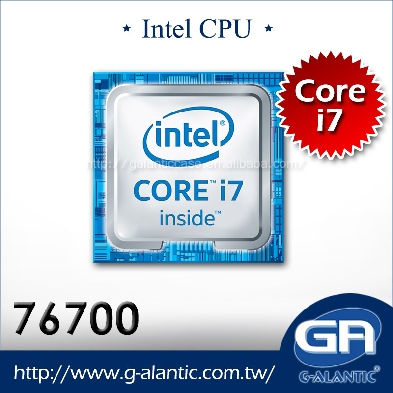 6th Generation Intel Processor Socket LGA1151 Skylake 3.4GHz, 8M Cache i7-6700
