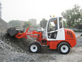 4WD CE chinese wheel loader(Snow bucket/4 in 1 bucket)
