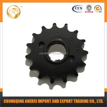 High Quality Motorcycle QIANJIANG-15T Front Sprocket for Motorcycle Parts