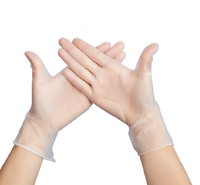 New Productsvinyl Gloves Disposable Pvc Glove Vinyl Powder Free Nitrile Examination Gloves