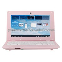 New 10 inch VIA 8880 A9 1.5GHz CPU,Android 4.2, Camera, 3D Games Cheapest Ultra-thin Laptop