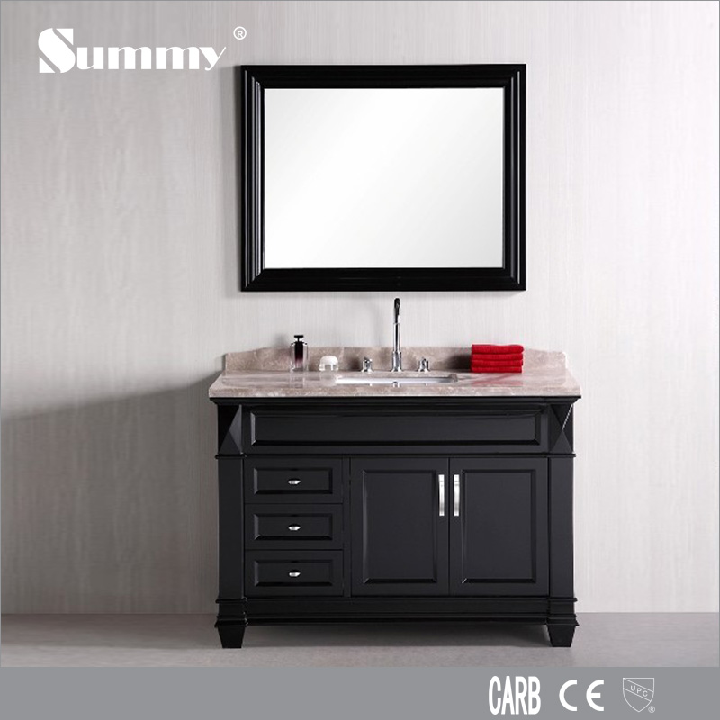 Wall Mounted Sliding Bathroom Mirror Cabinet India Morden Country