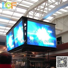 Jepanese sex videos high brightness Alibaba experss HD P7.62 SMD indoor showroom message video board advertising led display