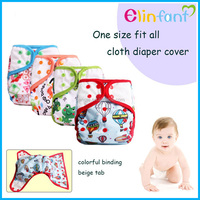 Elinfant 2016 high quality cover new prints baby cloth diaper cover
