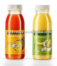 wholesale professional design shrink wrap bottle labels from China supplier
