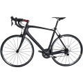 Top quality full carbon fiber road bicycle, lightweight complete bikes carbon fibre