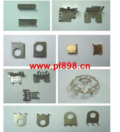 ODM metal stamping parts for professional decorative hardware