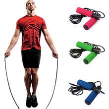 Amazon hot sell Bearings Skipping Speed Jump Rope the New Style Jump Rope for Kids Exricise plastic cheap jump rope
