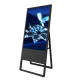 43 Inch New Ultra Thin Portable Advertising Screen Vertical Media Player Digital Signage For Mall