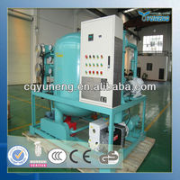 Insulation oil purification producer/plant with CE