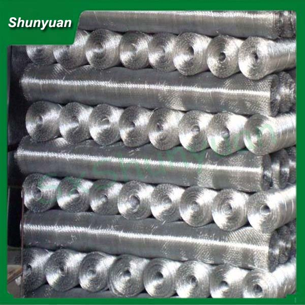 mild steel Squared wire mesh from anping ying hang yuan metal
